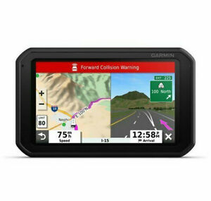 Garmin RV 785 & Traffic 7-inch Voice-Activated GPS Navigator With Built-in Dash Cam