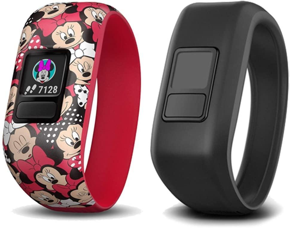 Garmin vivofit Jr 2 Disney Frozen 2 Kids Smartband Long Battery Life Fitness Tracker
