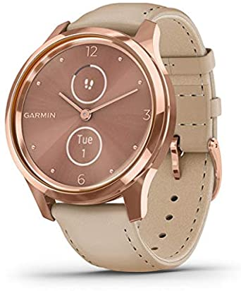 Garmin Vivomove Luxe Hybrid Smartwatch