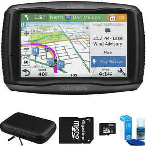 Garmin Zumo 595LM Rugged GPS