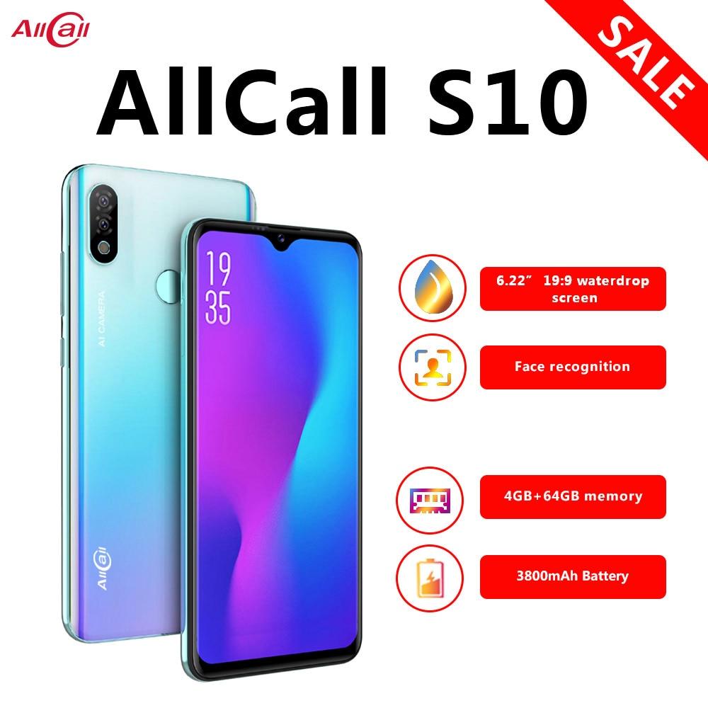 Allcall S10 International Version 4G Smartphone