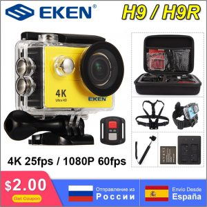 EKEN H9R H9 UHD 4K 25fps Action Sports Camera