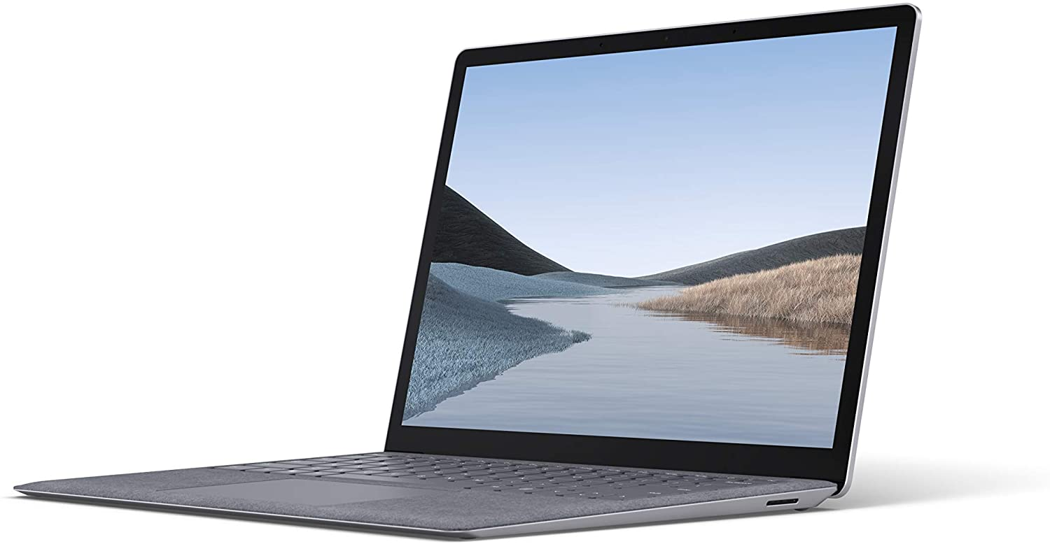 Microsoft Surface Laptop 3 13.5-inch Touch Screen 128GB to 512GB Notebook