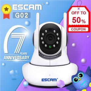 ESCAM G02 Camera