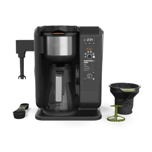 Ninja CP301 Auto-iQ Tea and Coffee Maker with 6 Brew Sizes Hot and Cold Brewed System