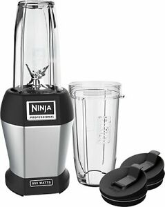 Ninja BL456 Nutri Pro Home Kitchen Compact Blender with 18 oz. and 24 oz. To Go Cups