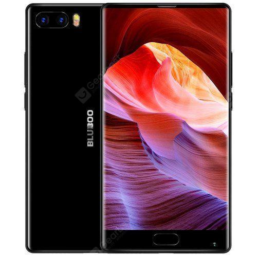 Bluboo S1 4G Smartphone 5.5 inch Full Screen 64GB With Front Fingerprint Sensor