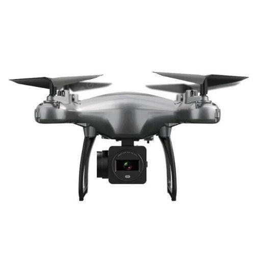 SMRC S30 Drone Four-axis 2.4G 5G GPS RC Quadcopter with 4K Stabilization Camera