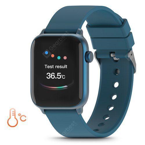 TICWRIS GTS Body Temperature Detect Smartwatch 7 Sports Modes Sports Watch