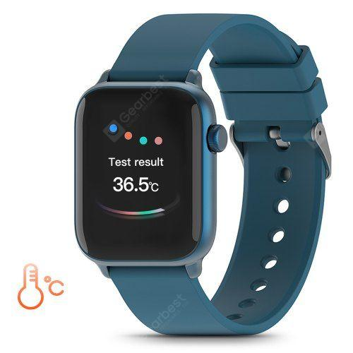 TICWRIS GTS Body Temperature Smartwatch
