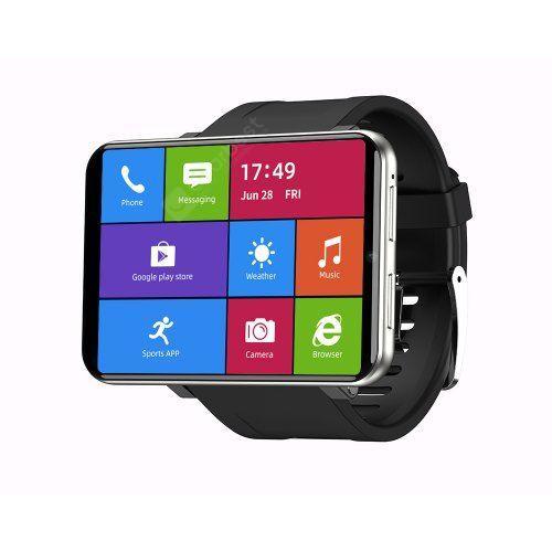 Ticwris Max 4G Smart Watch Phone Face ID Large Battery 32GB Smartwatch
