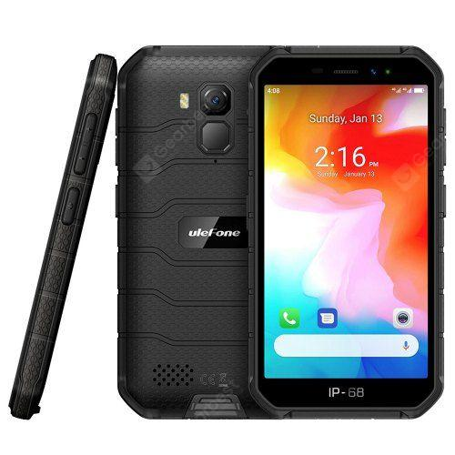 Ulefone Armor X7 4G Smartphone Waterproof Global Version Face Unlock Fingerprint Phone