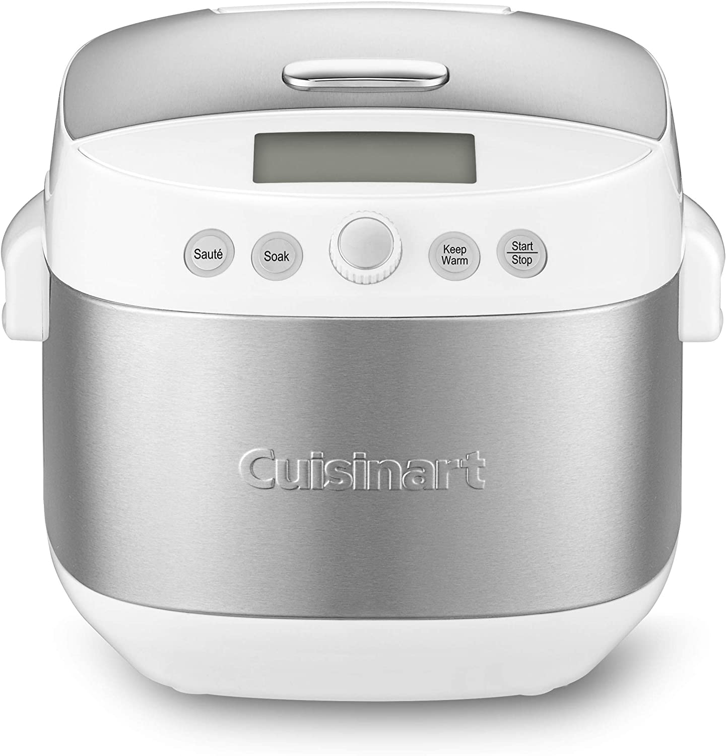 Cuisinart FRC-1000 Multicooker 10 Cup Capacity Grain and Rice Cooker With LCD screen