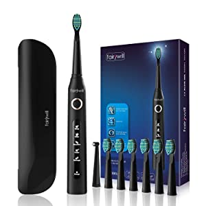 Fairywill Rechargeable Ultra Sonic Toothbrush