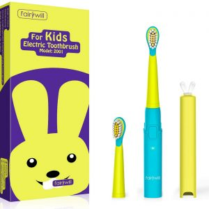 Buy Fairywill Designed For Kids Electric Toothbrush