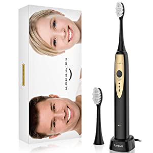 Buy Fairywill 2 Ultra-Powerful Cordless Toothbrush