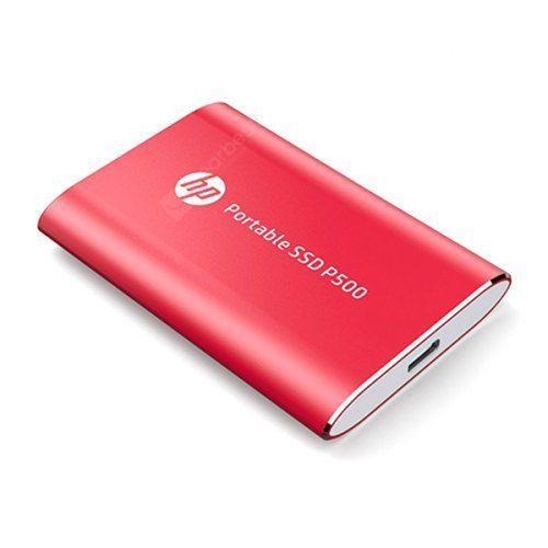 HP P500 External HDD 500GB
