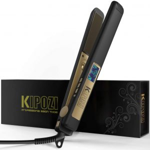 KIPOZI Titanium Hair Straightener