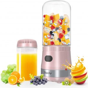 Buy Portable Mini Blender Pink
