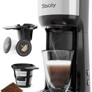 Sboly Instant Coffee Machine