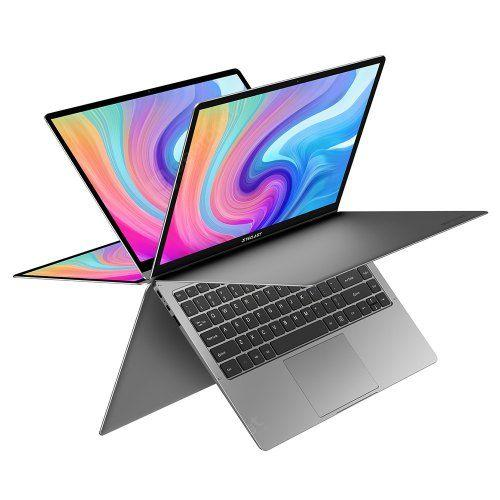 Teclast F6 Plus Convertible Laptop 360° Flip-and-fold FHD IPS 13.3″ Touch Screen 2-in-1 laptop
