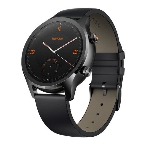 Ticwatch C2 IP68 Waterproof Dustproof Smartwatch Built-in GPS HR Fitness Tracker