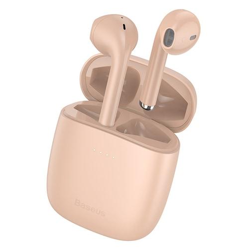 Baseus W04 Pro Bluetooth In Ear Earphone TWS True Wireless Headphone Cordless Earbuds