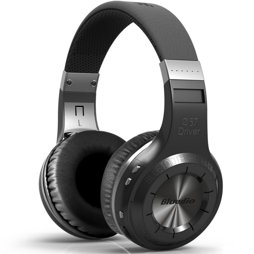 Bluedio HT Turbine Bluetooth 5.0 Stereo Headphones With Microphone Wireless Headset