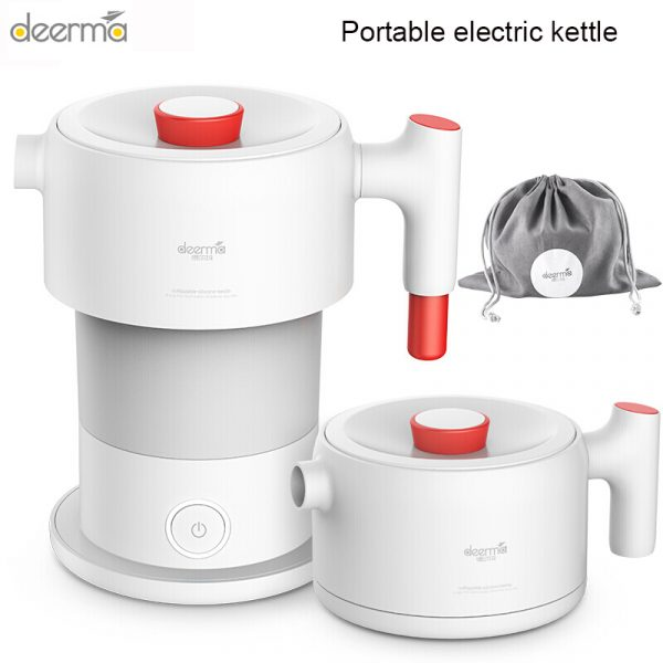 Deerma 0,6L Foldable Electric Kettle