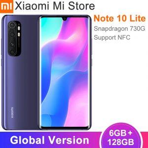 Buy Xiaomi Mi Note 10 Lite Smartphone