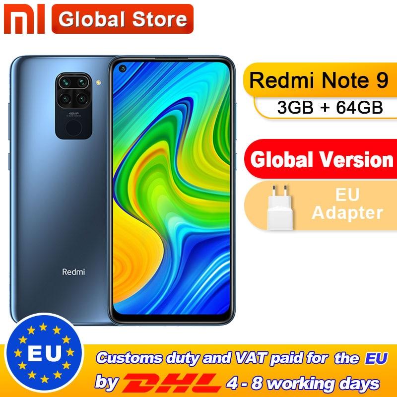 Buy Xiaomi Redmi Note 9 FHD+ Smartphone