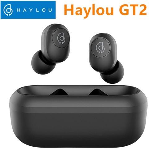 Haylou GT2 Dynamic Driver TWS Wireless Earphones Waterproof 3D Stereo Earbuds