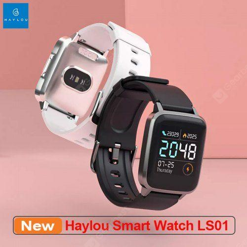 Haylou LS01 Smartwatch With Sleep Management Global Version For Android and iOS