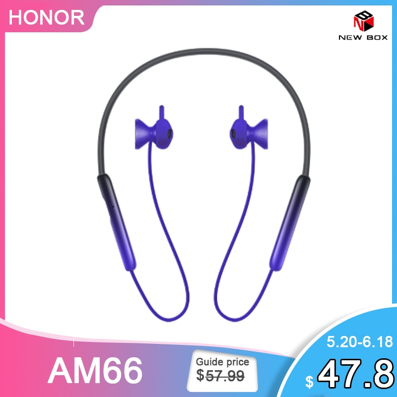 HUAWEI Honor XSport PRO AM66 Bluetooth 5.0 Neck Band Earbuds Sports Wireless Earphone
