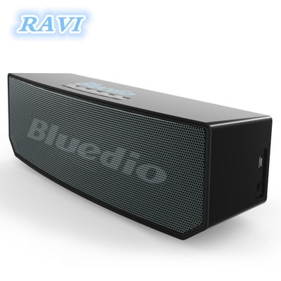 Mini Bluedio BS-6 3D Stereo Surround Sound Subwoofer Portable Wireless Bluetooth Speaker