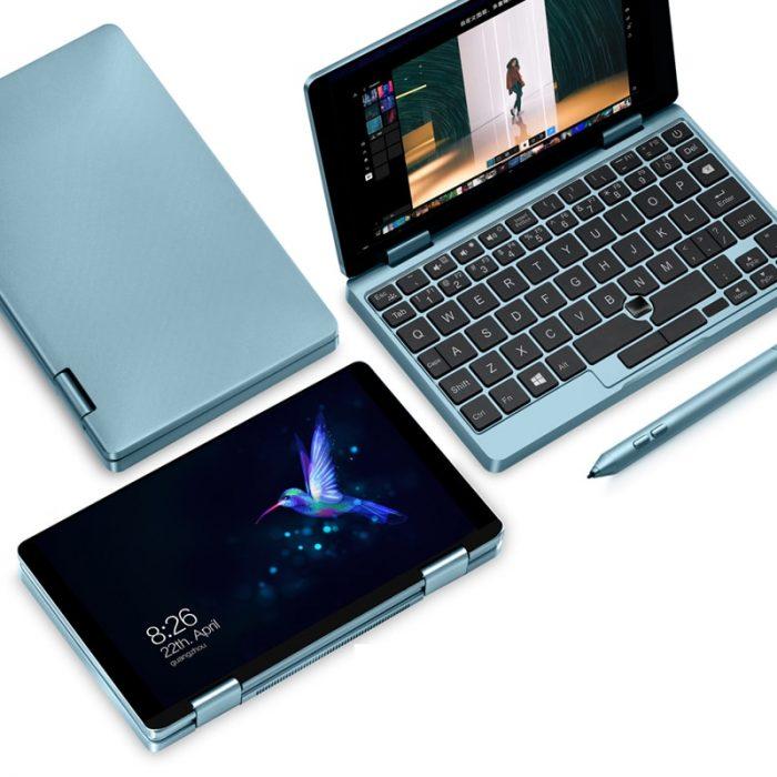 One Netbook Onemix 1S+ Pocket laptop