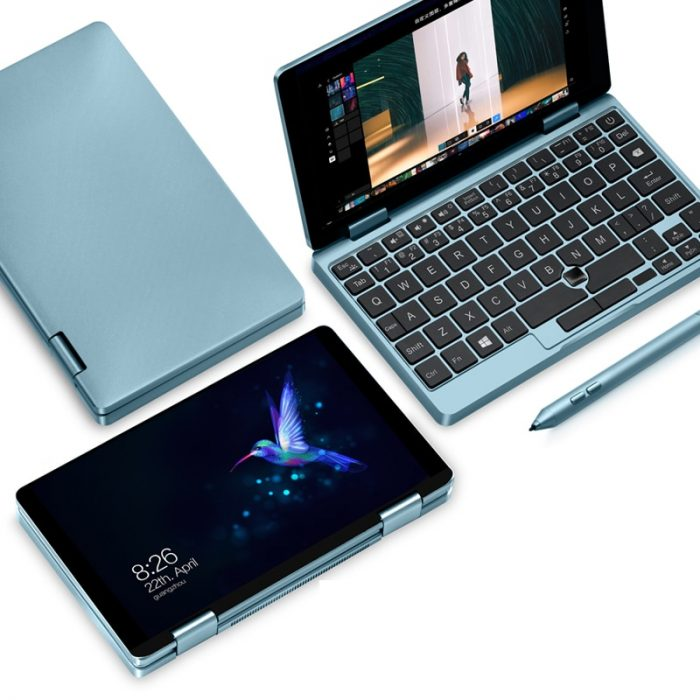 One Netbook One Mix 1S+ Pocket PC 7-inch IPS Touch Screen 256GB Handheld Gaming Notebook