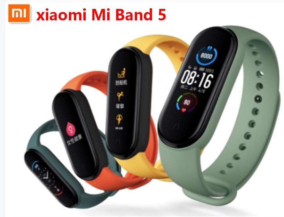 Xiaomi Mi Band 5 Sports Model