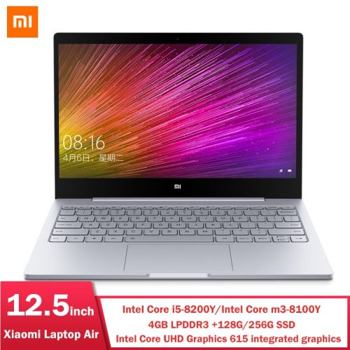 Shop Xiaomi Air Notebook 12.5 inch