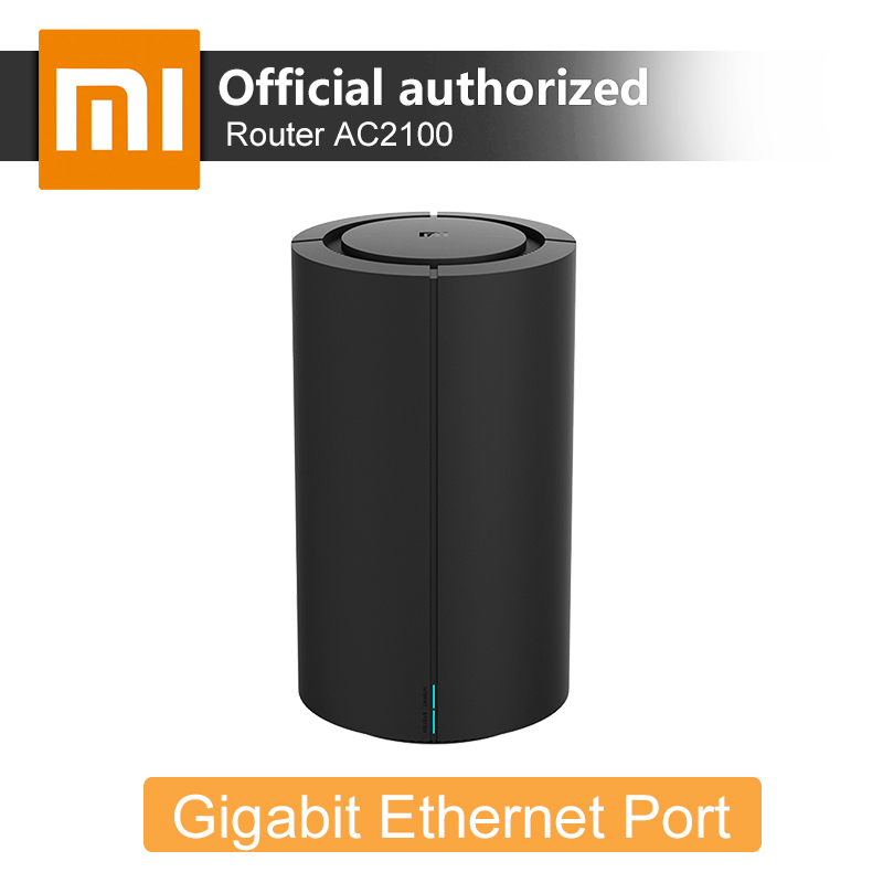 Xiaomi AC2100 Mi Router Gigabit Ethernet Port WiFi 360° Coverage Remote APP Control
