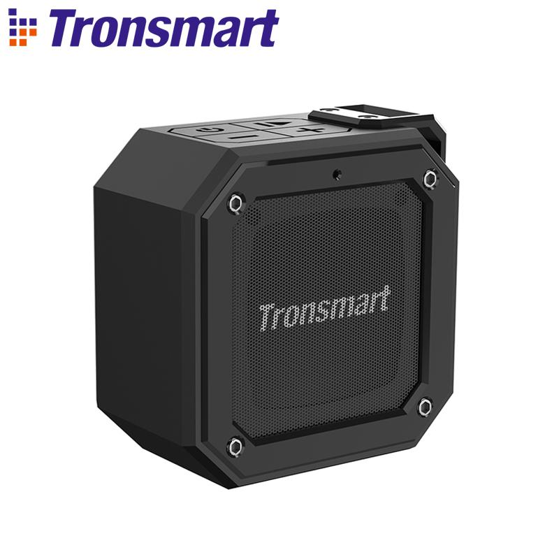 Tronsmart Groove Bluetooth Speaker Waterproof Superior Bass Outdoor Portable Speaker