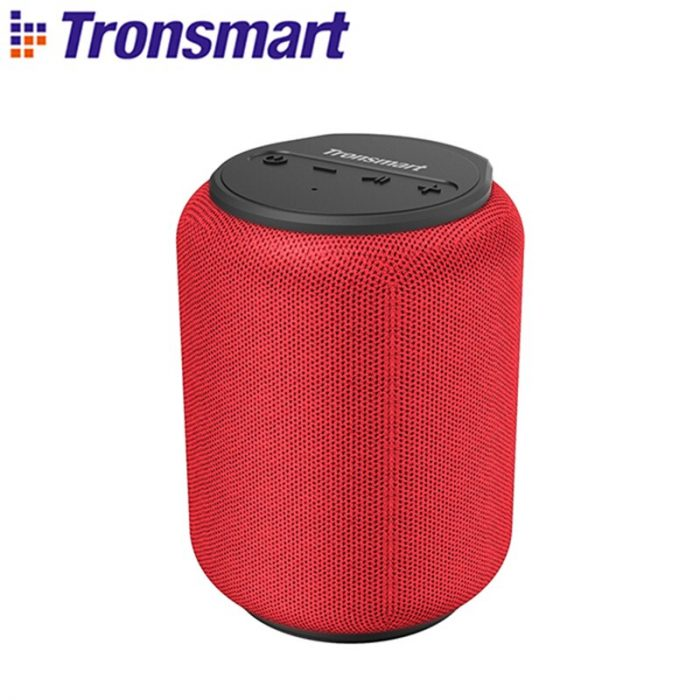 Tronsmart T6 360 Bluetooth Speaker Surround Sound Smart Voice Assistant Wireless Portable Speaker