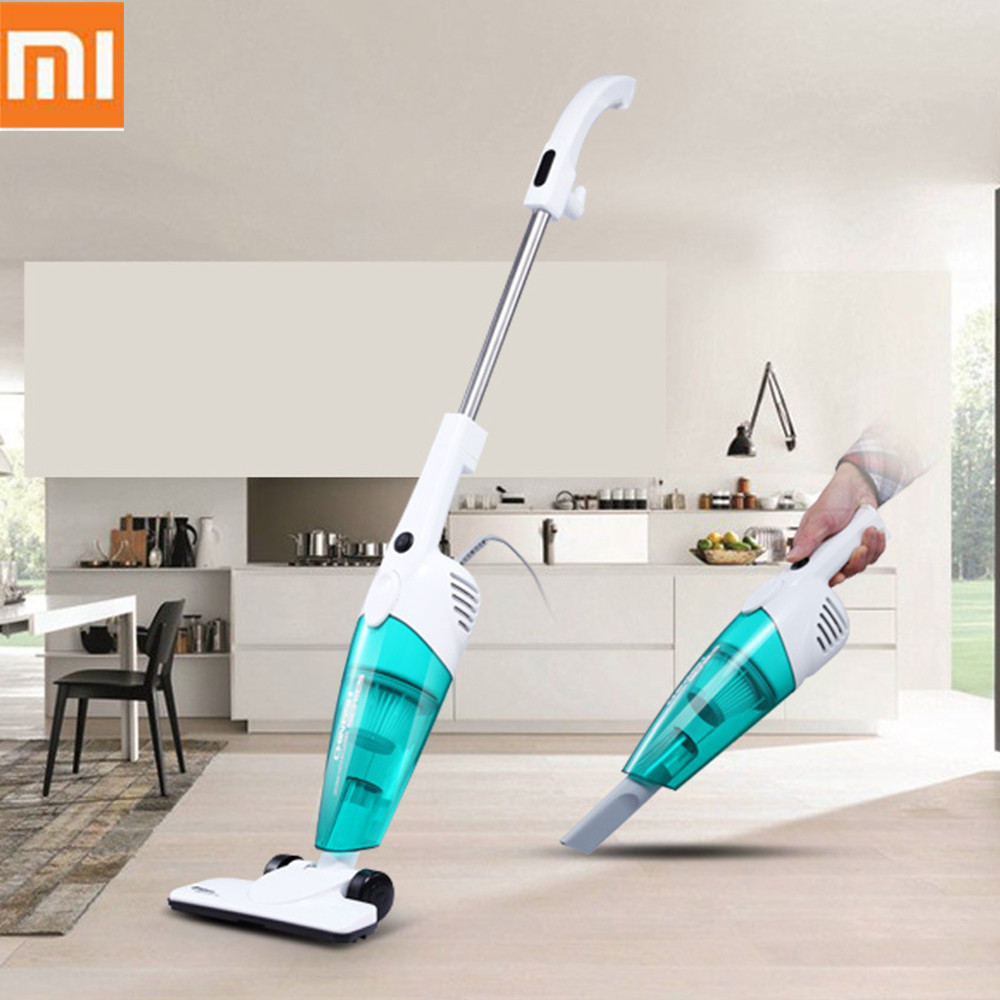 Deerma Portable 6000 Pa Low Noise DX118C Upright Dust Collector Handheld Vacuum Cleaner
