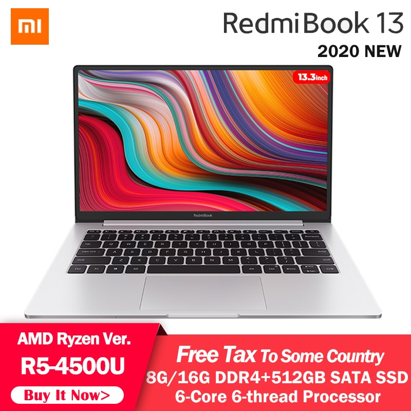 Buy Xiaomi RedmiBook 13 Laptop