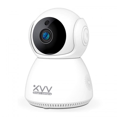 XiaoVV Q8 HD 1080P Panoramic Camera Night Vision Motion Detection Smart Home Camera