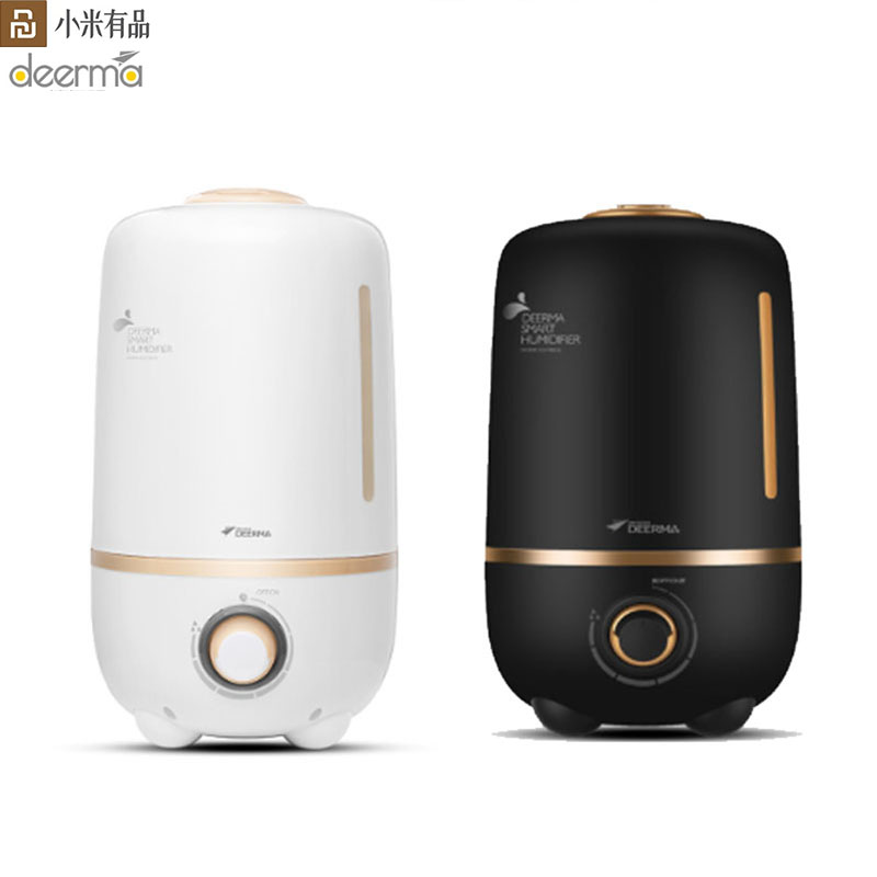 Deerma F450 4L Silver Ion Humidifier Mini Home And Bedroom Antibacterial Air Cleaner