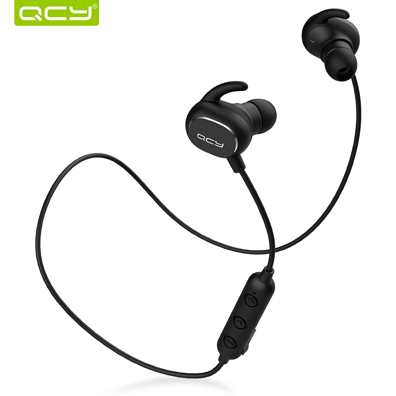QCY QY19 Bluetooth 5.0 Sport Earphone Waterproof Wireless Earbuds with Mic for Android and iOS
