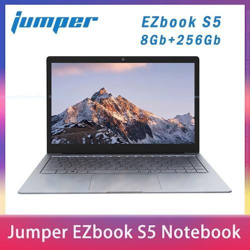 2020 NEW Jumper EZbook S5 Laptop 14.0 Inch 8GB Ram 256GB SSD 1080 FHD IPS Windows 10 Notebook