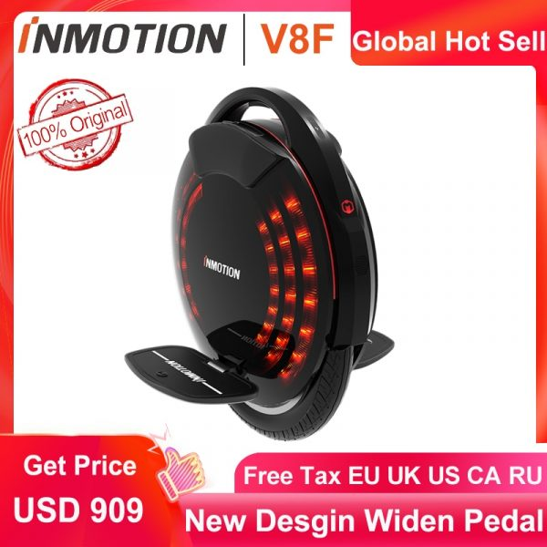 INMOTION V8F Electric Onewheel Scooter