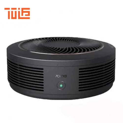 70mai Car Air Cleaner Pro PM2.5 Filter Sterilizer Oxygen Smart Remote Control Vehicle Air Purifier